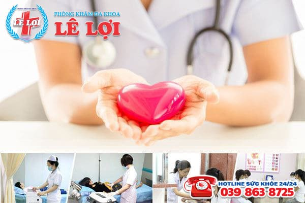 Phòng khám Lê Lợi – Địa chỉ chữa suy buồng trứng sớm tốt nhất ở Thanh Chương Nghệ An