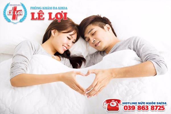 Điều trị viêm bao quy đầu sớm hạn chế nguy cơ lây nhiễm cho bạn tình