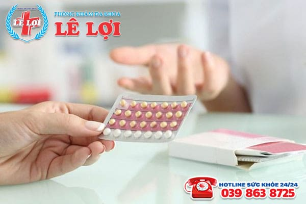 uống thuốc ra kinh sớm có lợi hay hại